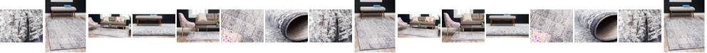 Bridgeport Home Zilla Zil3 Gray Area Rug Collection