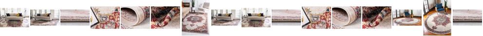 Bridgeport Home Shangri Shg3 Beige Area Rug Collection