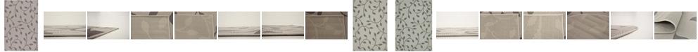 Bridgeport Home Pashio Pas4 Gray Area Rug Collection