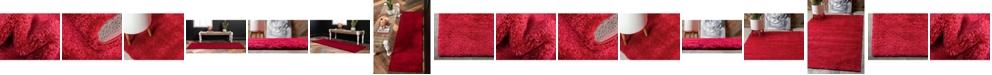 Bridgeport Home Uno Uno1 Red Area Rug Collection