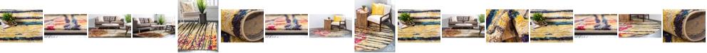 Bridgeport Home Newwolf New2 Yellow Area Rug Collection