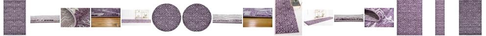 Bridgeport Home Felipe Fel1 Purple Area Rug Collection