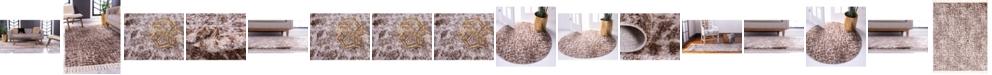 Bridgeport Home Levia Lev3 Brown Area Rug Collection