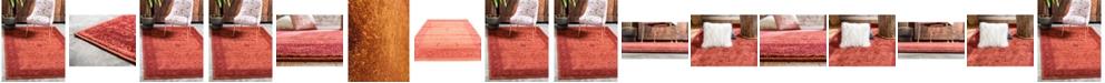 Bridgeport Home Aldrose Ald4 Orange Area Rug Collection