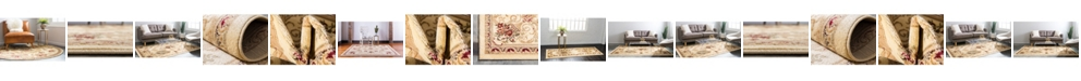 Bridgeport Home Belvoir Blv3 Ivory Area Rug Collection