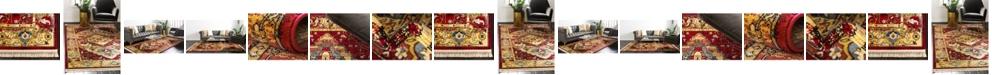 Bridgeport Home Borough Bor3 Red Area Rug Collection