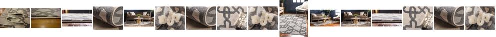 Bridgeport Home Arbor Arb5 Beige/Gray Area Rug Collection