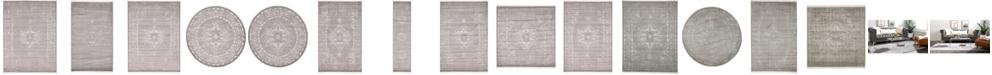 Bridgeport Home Norston Nor2 Gray Area Rug Collection