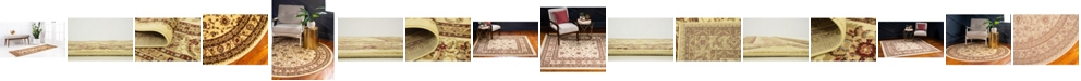 Bridgeport Home Passage Psg4 Ivory Area Rug Collection