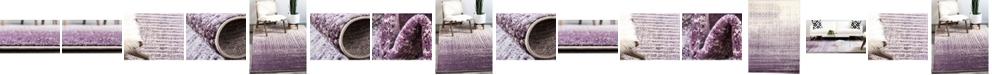 Bridgeport Home Lyon Lyo2 Purple Area Rug Collection
