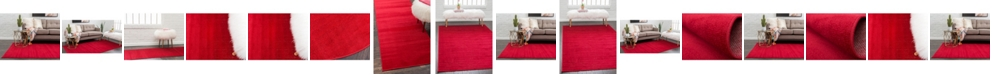 Bridgeport Home Axbridge Axb3 Red Area Rug Collection