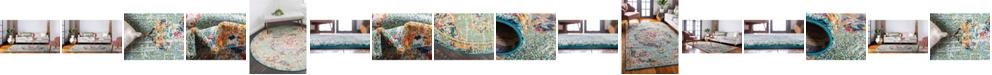 Bridgeport Home Lorem Lor1 Green Area Rug Collection