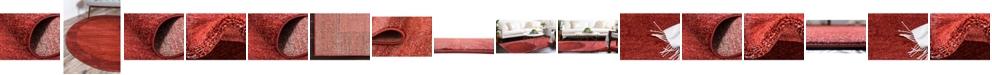 Bridgeport Home Lyon Lyo4 Terracotta Area Rug Collection