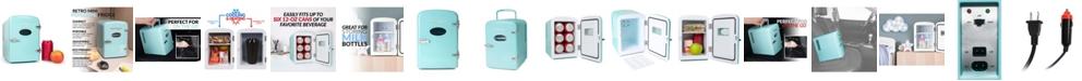 Nostalgia Retro 6-Can Personal Refrigerator RF6RRAQ