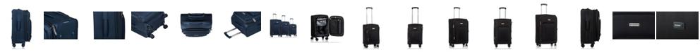 CHAMPS 3-Pc. Travelers Softside Luggage Set