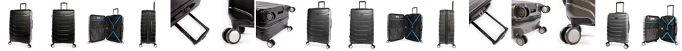 Perry Ellis Traction Hardside Spinner Luggage Collection