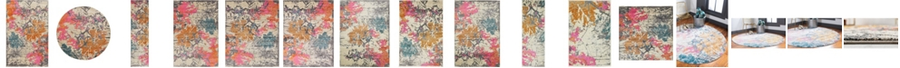 Bridgeport Home Aroa Aro6 Beige Area Rug Collection