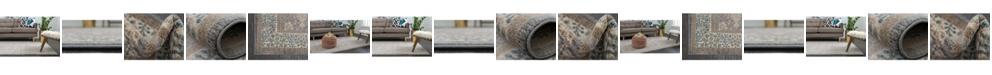 Bridgeport Home Bellmere Bel3 Gray Area Rug Collection