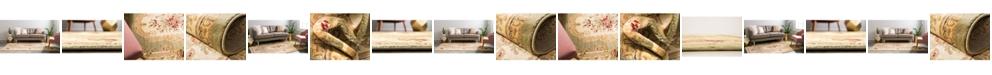 Bridgeport Home Belvoir Blv3 Green Area Rug Collection