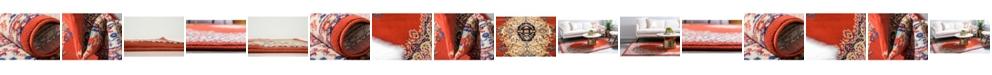 Bridgeport Home Birsu Bir1 Terracotta Area Rug Collection