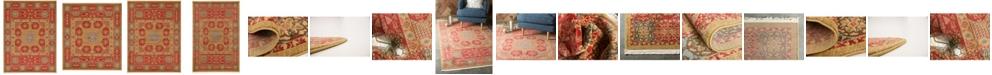Bridgeport Home Wilder Wld3 Red Area Rug Collection