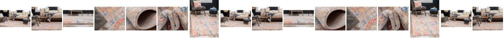 Bridgeport Home Nira Nir1 Orange Area Rug Collection