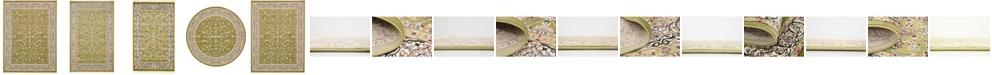 Bridgeport Home Zara Zar1 Green Area Rug Collection