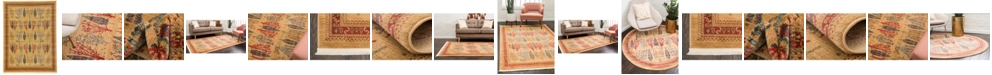 Bridgeport Home Ojas Oja7 Tan Area Rug Collection