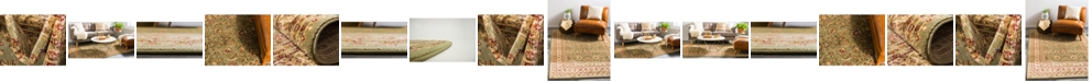 Bridgeport Home Passage Psg4 Green Area Rug Collection