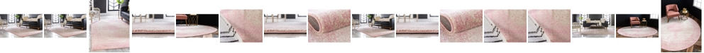 Bridgeport Home Mobley Mob1 Pink Area Rug Collection