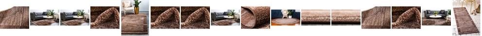 Bridgeport Home Jasia Jas11 Brown Area Rug Collection