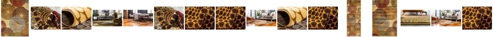 Bridgeport Home Kallista Kal2 Beige Area Rug Collection