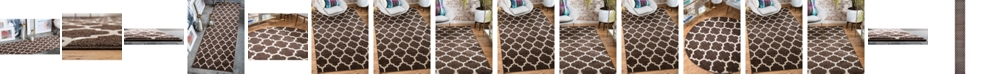 Bridgeport Home Arbor Arb1 Brown Area Rug Collection