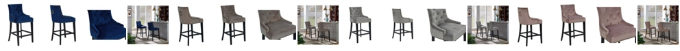 Chic Home Lyric Counter Stool