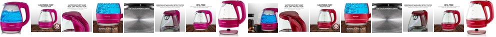 OVENTE BPA-Free Glass Electric Kettle