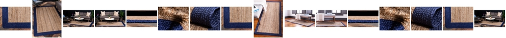 Bridgeport Home Braided Jute A Bja4 Natural Area Rug Collection