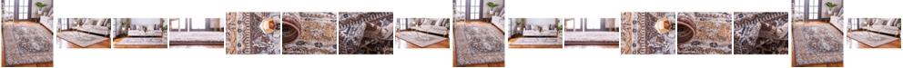 Bridgeport Home Wisdom Wis2 Brown Area Rug Collection