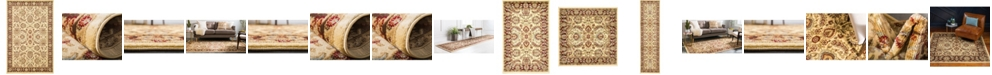 Bridgeport Home Passage Psg9 Ivory Area Rug Collection