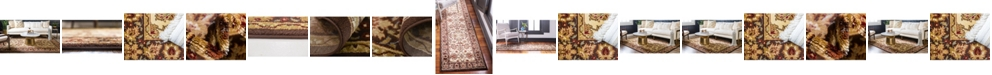 Bridgeport Home Passage Psg3 Ivory Area Rug Collection