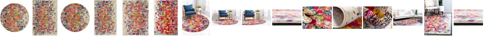Bridgeport Home Newwolf New3 Multi Area Rug Collection