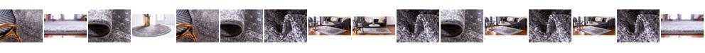 Bridgeport Home Mobley Mob1 Dark Gray Area Rug Collection