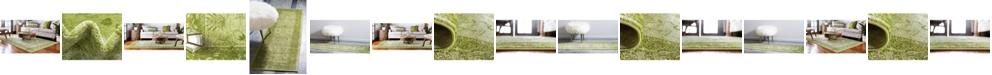 Bridgeport Home Aldrose Ald4 Light Green Area Rug Collection
