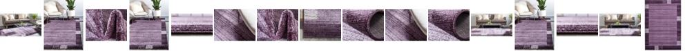 Bridgeport Home Lyon Lyo1 Purple Area Rug Collection