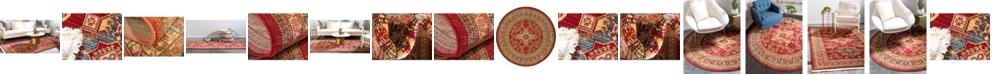 Bridgeport Home Harik Har5 Red Area Rug Collection