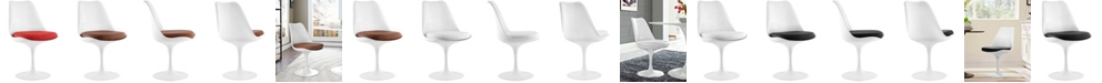 Modway Lippa Dining Vinyl Side Chair