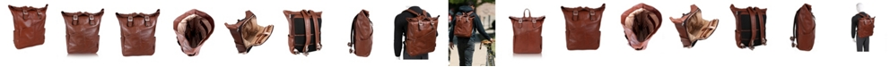 """McKlein Kennedy 17"""" Dual Access Laptop Backpack"""