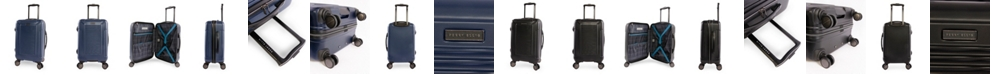 Perry Ellis Nova Hardside Spinner Luggage Collection