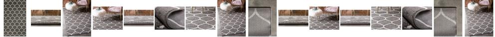 Bridgeport Home Plexity Plx2 Dark Gray Area Rug Collection