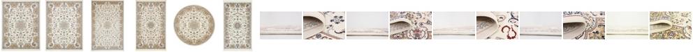 Bridgeport Home Zara Zar5 Ivory Area Rug Collection