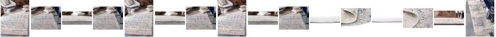 Bridgeport Home Odette Ode1 Gray Area Rug Collection